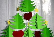 01. ORNAMENTS CHRISTMAS / decorazioni natalizie / by Lapappadolce
