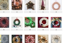 01. WREATHS CHRISTMAS / ghirlande natalizie / by Lapappadolce