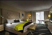 Hotel Rooms / by Melanie Nayer