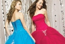 OI Ball Gowns / If you want to make an impact at your next formal event, party or prom, then ball gowns are perfect!  They truly are the story-book style you remember from your childhood, so go ahead and release your inner princess! / by OuterInner.com | Dresses, Bridal Wear, Weddings & More!