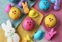 Easter Recipes, Crafts and Decorating Ideas / Easy to make Easter Recipes, fun crafts and decorating ideas