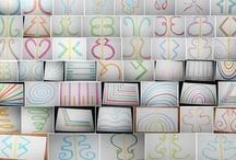 07. WALDORF FORM DRAWING / disegno di forme steineriano / WALDORF FORM DRAWING - ART FOR KIDS