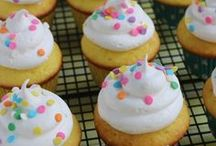 Cupcake Recipes / Delicious cupcake recipes for every special occasion. Sign up for our FREE Cupcake Chronicles Newsletter at: hoosierhomemade.com/cupcake-chronicles-newsletter.