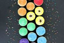 Unicorn Rainbow   Recipes, Crafts, Decorating Ideas / Fun recipes and projects with all the colors of the rainbow. Perfect for St. Patrick's Day and Unicorn Parties