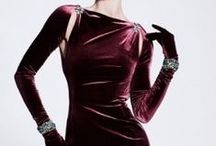 Couture du Jour / Exquisite evening gowns, clutches, skirts and other couture designs by top fashion houses.