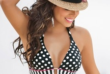 OI Bikinis / Swimwear / Ready for vacation? No you're not until you have a gorgeous new bikini or swimsuit to look amazing by the pool or beach! / by OuterInner.com | Dresses, Bridal Wear, Weddings & More!