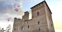 Castles in Langhe and Roero