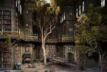 FUTURE HOUSE IDEAS / by Paige Iero-Way