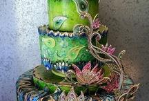 Pretty cakes / by Schona Dortch