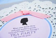 Party Stationery / Invite and Party stationery / by Aileen