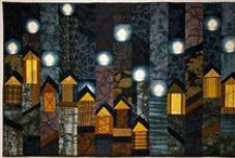 Quilt ~ House / Ideas and inspiration for house quilts.  / by Marti Anderson
