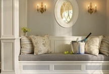 HOME:    BUILT - INS and decorating ideas...