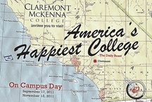 Claremont McKenna College / Where my older daughter goes to school - Class of 2016 / by Alice Schow Bowman