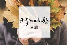 Seasonal Fun: Fall / Get ready for fall with these decor idea, crafts, activities, recipes, and more!