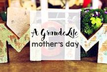 Holidays: Mother's Day / Happy Mother's Day! Celebrate the mom in your life with these gift ideas, kids crafts, and more