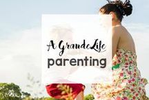 A Grande Life & Parenting / Moms, dads, here's where you can find parenting advice, family resources and more for raising a family.