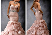 OI newest Wedding Dresses / Brides, in this board you'll see OuterInner's newest wedding dresses! Many are exclusive, and there's a choice of modern and classic styles. / by OuterInner.com | Dresses, Bridal Wear, Weddings & More!