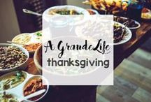 Holidays: Thanksgiving / Give thanks this Thanksgiving and celebrate with delicious recipes, fun crafts and activities, festive Thanksgiving decor and more