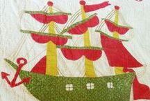 Quilt Block Stash - APLK / Ideas and inspirations for applique quilt blocks. / by Marti Anderson