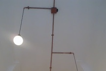 Z - Boru Aydınlatma - Tube Lighting