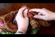 Knitty-Purlie ~ Advice / Knitting tricks, tutorials, techniques, tips, stitches, humor, etc.  / by Marti Anderson