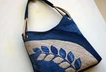 Sew and Stitch ~ Purse / Inspirations and DIY ideas for sewing my own purses / handbags / shoulder bags.  / by Marti Anderson