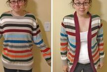 Sew and Stitch ~ Clothing / Ideas and inspirations for DIY sewn clothing. / by Marti Anderson