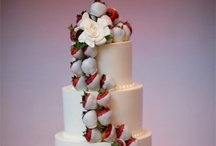 Fabulous Wedding Cakes / Feast your eyes on this glorious selection of yummy wedding cakes! There are style ideas here for any type of wedding! / by OuterInner.com | Dresses, Bridal Wear, Weddings & More!