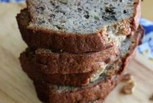 Muffins and Breads Recipes / Recipes for muffins, quick breads and yeast breads