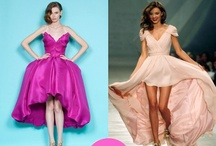 OI High-Low Prom Dresses / One of this year's hottest prom dress styles is high-low prom dresses! These glamorous dresses can be found here and all at great prices! / by OuterInner.com | Dresses, Bridal Wear, Weddings & More!