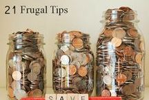 Saving Savvy / Ideas and inspiration for saving money and more frugal living.  / by Marti Anderson