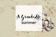 Seasonal Fun: Summer / Have fun this summer with these games, crafts, activities, and more!