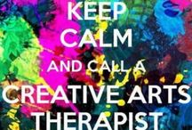 Art Therapy and Counseling / A board for clinical counseling, art therapy interventions, techniques, literature, and other info. / by Sarah Morgan