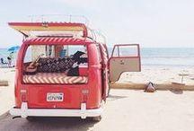 campervan want. / Slow travel...