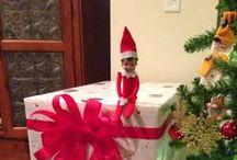 Elf on the Shelf..... / by Jennifer Cole