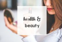 Health & Beauty / Makeup tutorials, healthy living resources and more