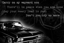 SUPERNATURAL  / by Paige Iero-Way