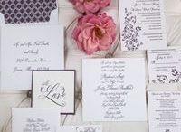 Invitations / Invitations and Stationary