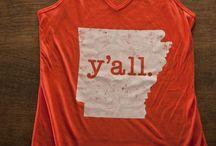 Arkansas girl. / by Jill Everton