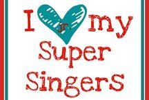 Singing time / by Kari Goodworth