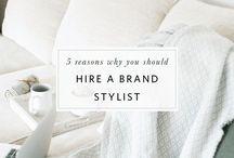 Blog Posts / Blog posts with varying topics; wedding blog, business blog, entrepreneur, blogging tips, business