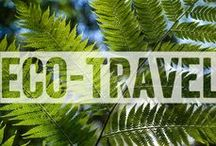 Eco-travel / The best pins from the web about eco-travel