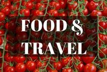 Food and Travel / Pins about the very best food you can find while travelling