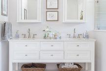 Kitchens + Bathrooms / bathroom design, interior design, kitchen design