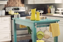 ~ Decor: Kitchen & Dining Room / & Dining Room. / by Luana P.