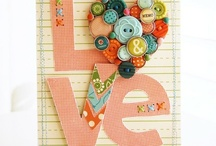 Card & Paper Addict / All things created with paper - scrapbooking, cardmaking, paper projects.  LURVE it all!