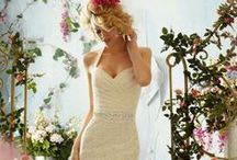 Bridal Attire / wedding dresses, groom's tuxedos / by Wedding Guide
