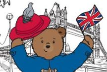 London Calling / Very British range of cards and gifts