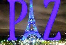 Amo Paris/I love Paris