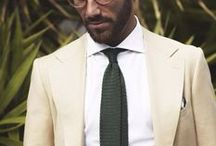 Men can dress awesome too